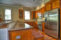Playing host for the holidays? This kitchen is the perfect layout for conquering even the pickiest of taste buds!