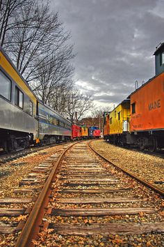 It's not a Car, Truck, or 2 Wheeler but it does have wheels and I like the picture.  TRAINS..............