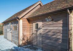 landelijk bijgebouw in cottage-stijl - Woodarts