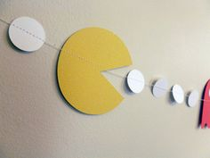 Pac Man Arcade Party Decor | Arcade Birthday | Geekery | 80s Party