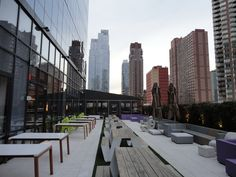 Hotel Yotel New York at Times Square West in den USA