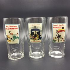 5 Piece Set Planters Mr Peanut Glass Pitcher /& 4 Glasses Tumblers Nabisco NIB