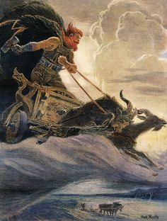 Norse Religion on the ABC: My interview for the Australian Broadcasting Corporation on historical Norse religion and mythology – http://www.norsemyth.org/2016/10/norse-religion-on-abc.html