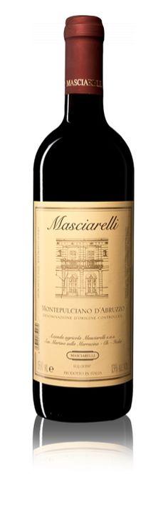 MASCIARELLI d abuzzo - the best italian wine