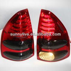 1. Lamp Type: LED 2.Voltage: 12V 3. Auto Back light 4. Can be used in Prado FJ120 5. LED Tail Lamp