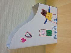Leuk voor tekeningen, werkjes, liedjes en versjes in te bewaren van het hele schooljaar!
