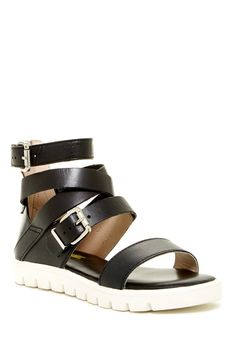 Buckle Strap Sandal by Manas on @nordstrom_rack