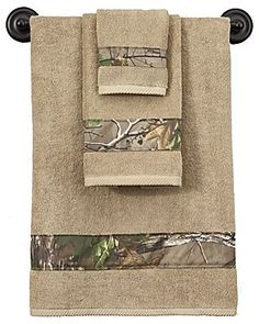 Camouflage Bath Towels - Realtree Xtra® Green | Bass Pro Shops