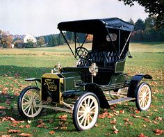 1907 Ford Model S Deluxe Runabout