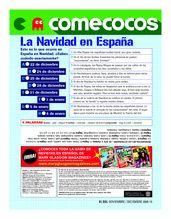 Comecocos: Navidad en España