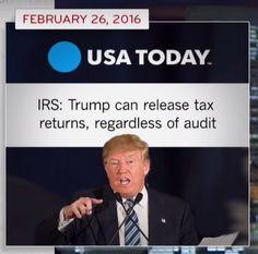 Last Week Tonight (John Oliver) 9/25: Scandals: Tax Returns
