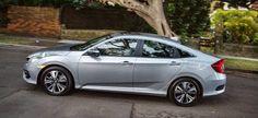 2016 Honda Civic VTi-LX Review