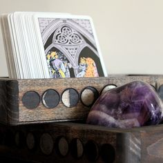 Empty Moon Phase Box | Stone & Violet