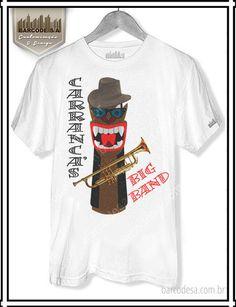 T-shirt Carranca Trompete