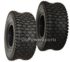 15 x 600-6 Turf Tire (2)