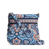 Triple Zip Hipster in Marrakesh | Vera Bradley  New Spring print! Love it! Will go great with my Tennessee stuff!! Plus my favorite purse!