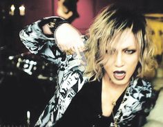 "GazettE Gif-a-Day 2016 ""[20/?] """