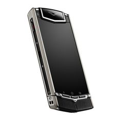 Luxury phone maker Vertu is embracing Google's Android operating system - for the low price of $10,000. ..... wow !?!?!?
