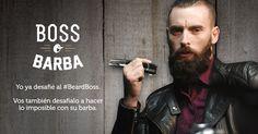Yo ya desafié al #BeardBoss, vos también podés hacerlo y participar por productos Remington.