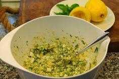 Lämmöllä tehtyä: Käsittämättömän hyvä sitruuna-anjovispasta