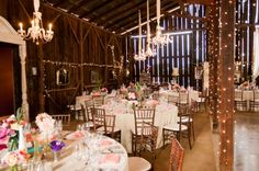 Gorgeous rustic barn wedding reception venue - Alverstoke farm in the Brunswick junction near Bunbury is very similar to this :) Beautiful