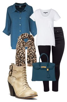 I would change the booties to a different pair, but this is a super cute plus size outfit
