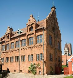 Ribe 1300, Bishop's palace and conference venue