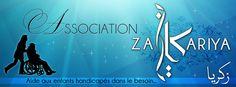Association Zakariya, l'association au grand coeur - Faith- conception Logo Faith-