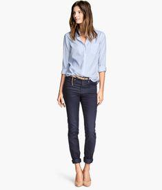 My favorites! Twill Pants Slim fit | H&M L.O.G.G.