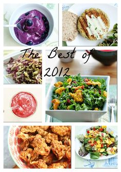 The Best Healthy Recipes of 2012 from @Gena Hamshaw of blog,Choosing Raw.