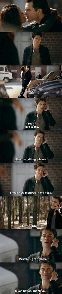 #TVD The Vampire Diaries  Bonnie,Lorenzo(Enzo),Damon & Stefan