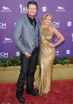 Miranda Lambert and Blake Shelton - Over You - love this song
