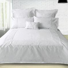 Brunelli Bellissima Duvet Cover Set Size Double Queen