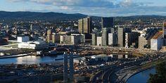 Conocer Oslo durante el verano - http://www.absolutnoruega.com/conocer-oslo-durante-el-verano/