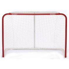 Winnwell Intermediate 60 inch Goal with 1.25 inch Posts 2011 by Winnwell. $92.95. The Winnwell Intermediate Goal is perfect for both street hockey and ice hockey. The goal features puck-proof 1.25 inch steel posts and a rip-resistant weatherized netting that can withstand an Alex Ovechkin slapshot. . Model Year: 2011, Product ID: 191628, Christmas Delivery: This is a Special Order item and is not guaranteed for Christmas delivery., Special Order: This is a Special Order item,...