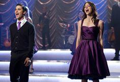 Blaine & Marley #Glee
