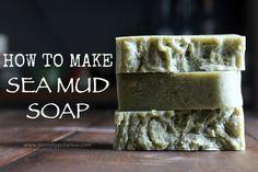 Sea Mud Soap Recipe