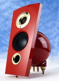 Everything But The Box Terra II loudspeaker