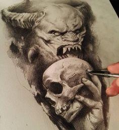 Resultado de imagen de andrey skull