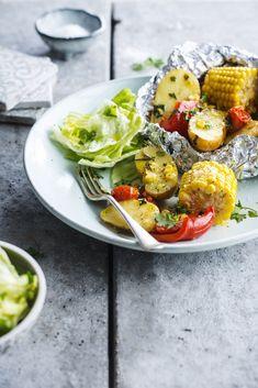 Lekker eten, dat doe je deze zomer samen met Goed Gevoel en Foodbag. Elke week stellen wij je graag een nieuw zomermenu voor, dat niet allee...