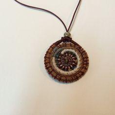 Pine Needle Pendant by Sheripineneedle on Etsy