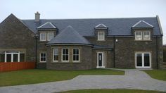 Development in Perthshire - stone supplied by Denfind Stone