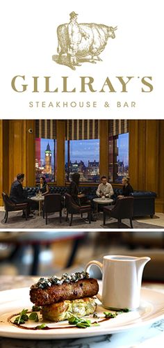Competition: Gillray's Steakhouse and Bar - Ashmolean Museum