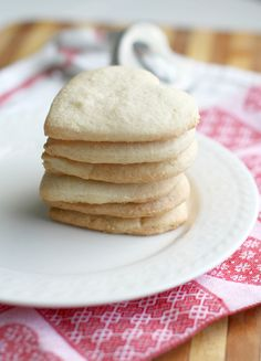 Make a batch of gluten free, dairy free, and egg free sugar cookies this Valentine's Day! Perfect for families with food allergies.