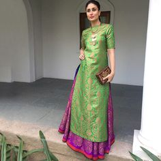 Top Unique Salwar Suits Inspired By Bollywood Actresses In 2016 | Fashion Tips - Indiarush
