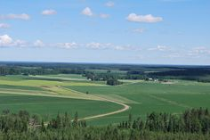 Fields of Ostrobothnia, Kurikka parish Finland, Golf Courses, Tourism, Scenery, Culture, Fields, Southern, Life, Beauty