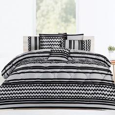 6 Pieces Saxon Comforter Set by Accessorize