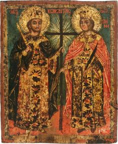 foto van Byzantine Art.