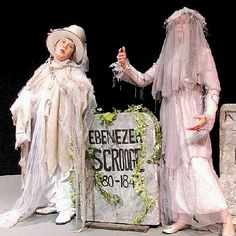 Ebenezer Scroooooge...   Spooky and hilarious fun as Charles Dickens' classic comes to life!  ArtReach's A CHRISTMAS CAROL is kid-friendly and easy for schools to perform!