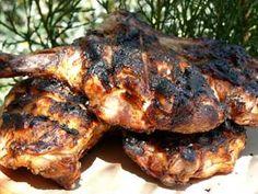 RECIPE FROM SPAIN: Marinated BBQ Chicken